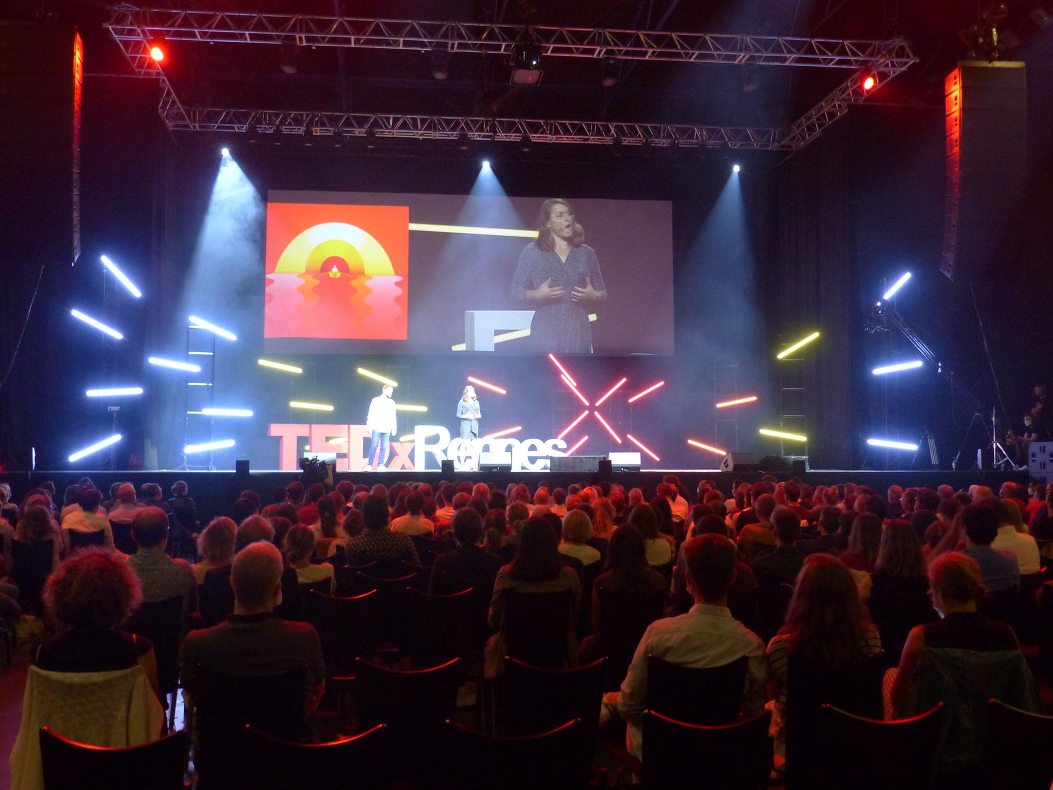 2009 Le Liberté Tedx Citédia Event
