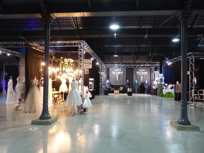 Halle De La Courrouze Salon