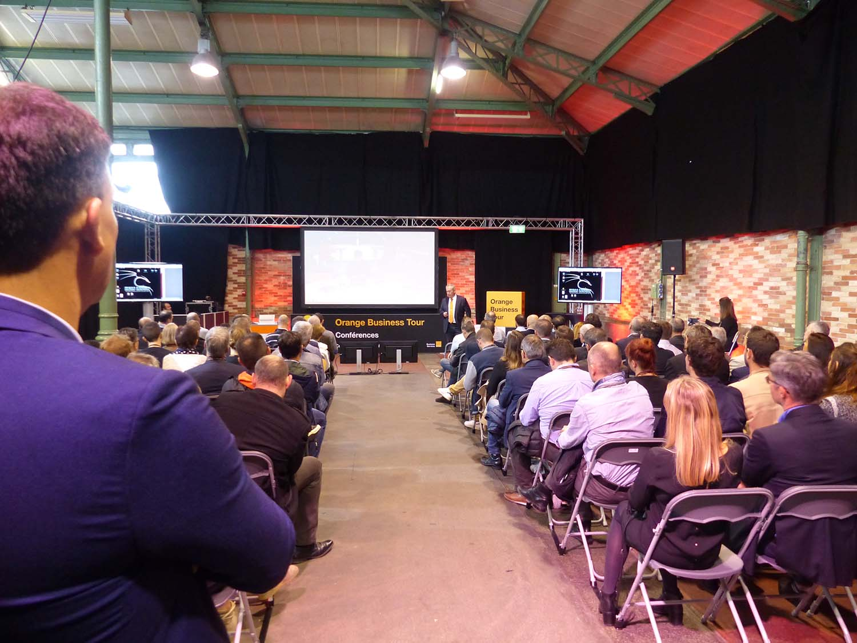 Halle Martenot- Conférence - Salon