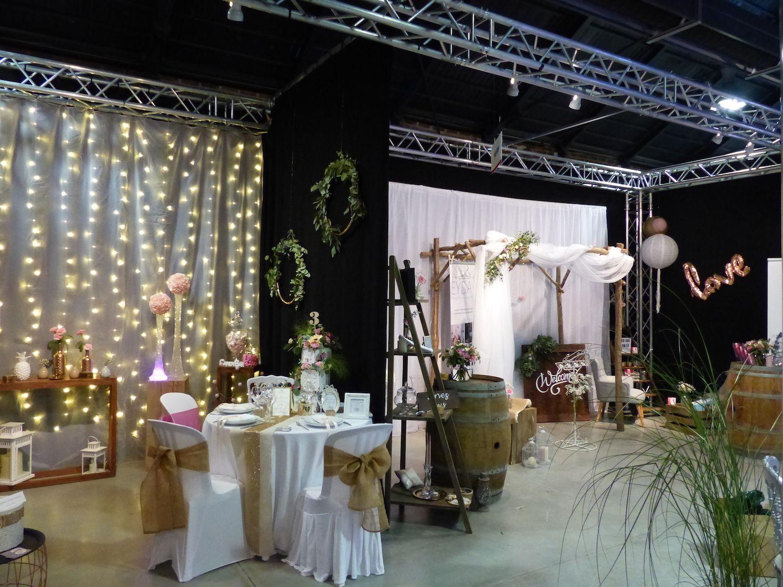 Halle Courrouze Stand Salon Du Mariage