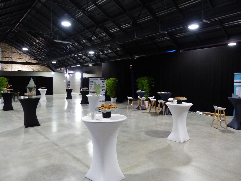 Halle De La Courrouze Espace Cocktail 2