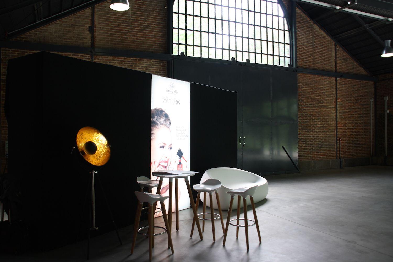 Halle De La Courrouze Presentation De Produit