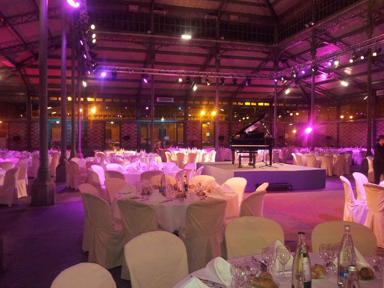 Halle Martenot Diner De Gala