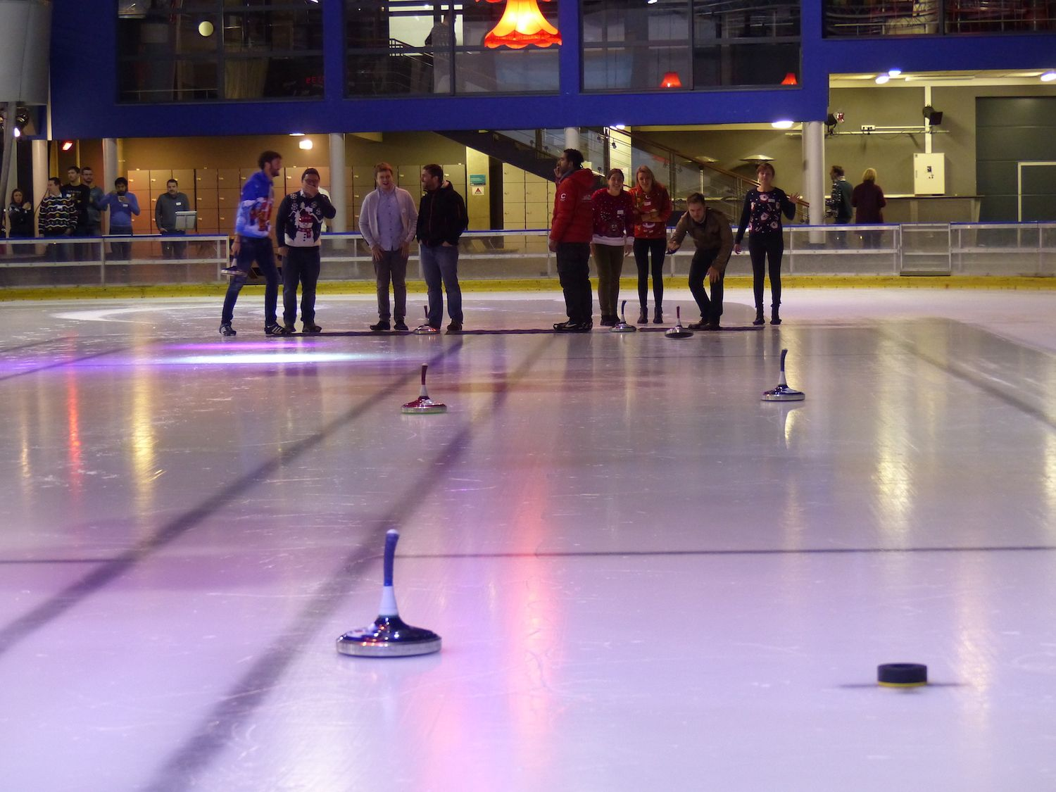 Karting Sur Glace Eisstock