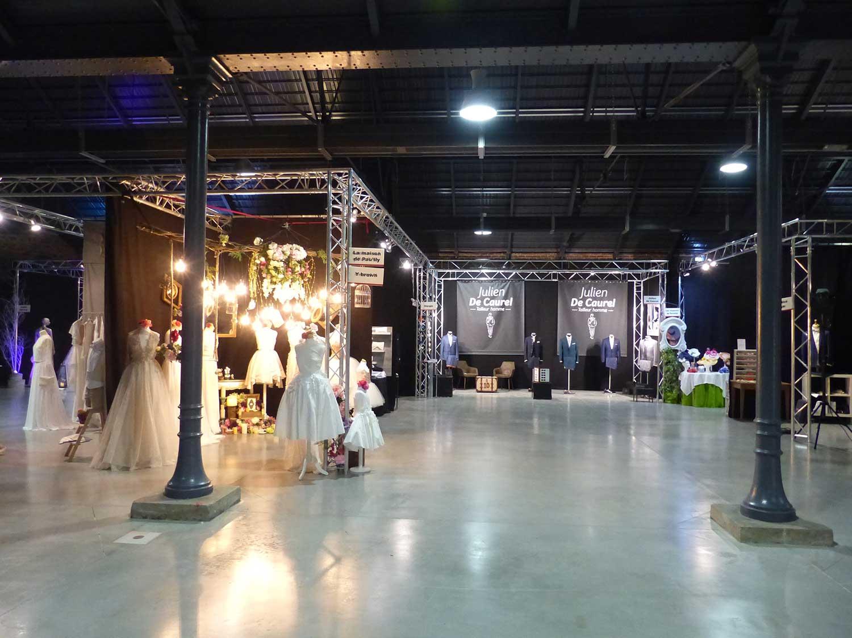 La Halle De La Courrouze Stands Salon Du Mariage Web