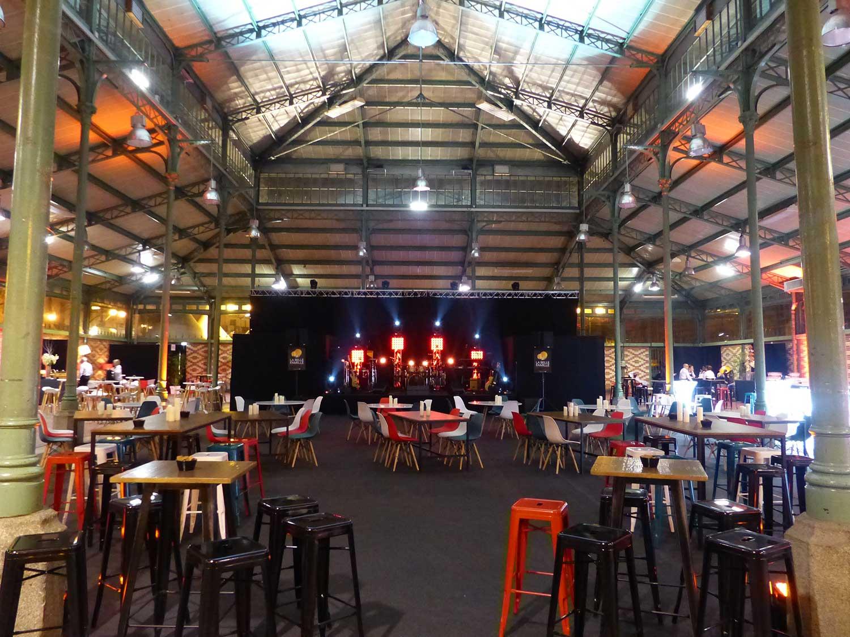 La Halle Martenot - Diner De Gala