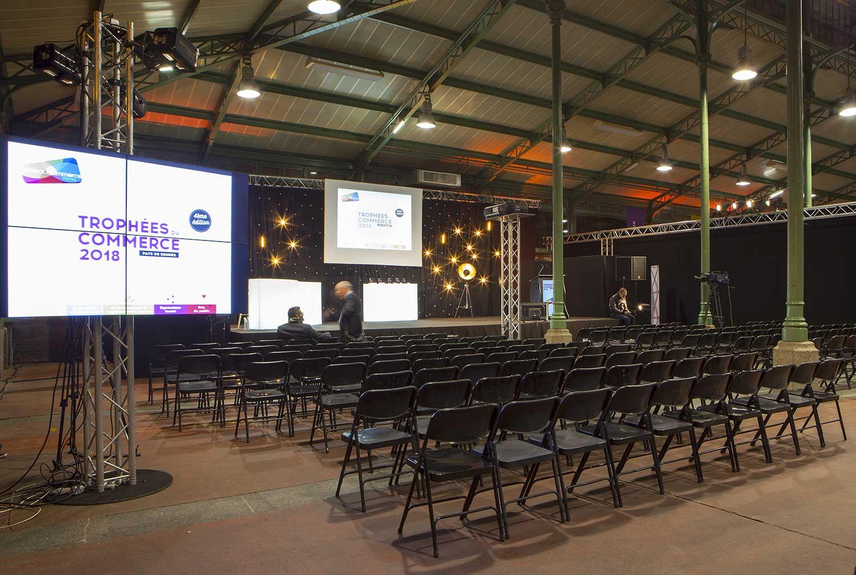 La Halle Martenot - Espace Conférence - Partenaire - Crédit David Leforestier