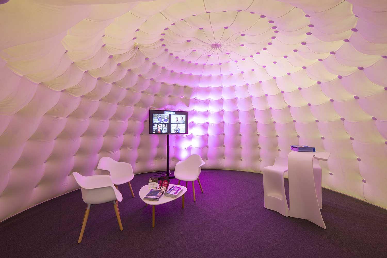 La Halle Martenot - Espace Partenaire - Partenaire Crédit David Leforestier