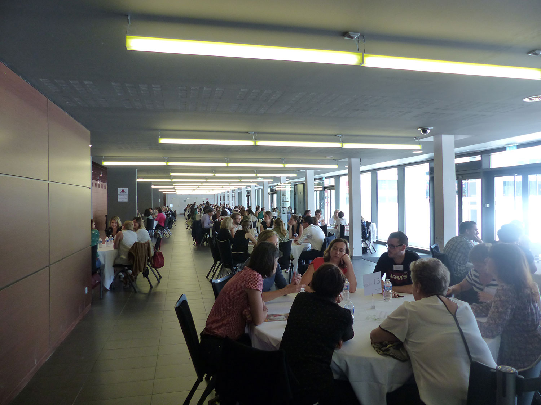 Le Liberté - Hall CDG - Ateliers Tables Rondes