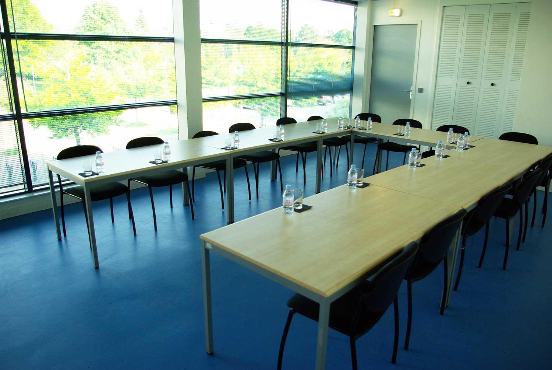 Le Blizz - Salle réunion - Copyright Citédia