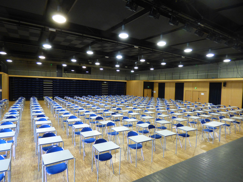 Le Zéphyr Grande Salle Concours