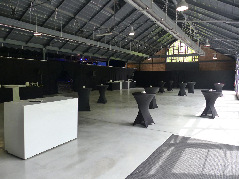 Halle De La Courrouze Espace Cocktail