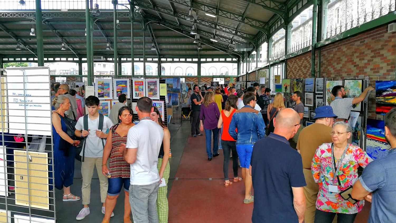 Le Petit Marché De L'art Expo