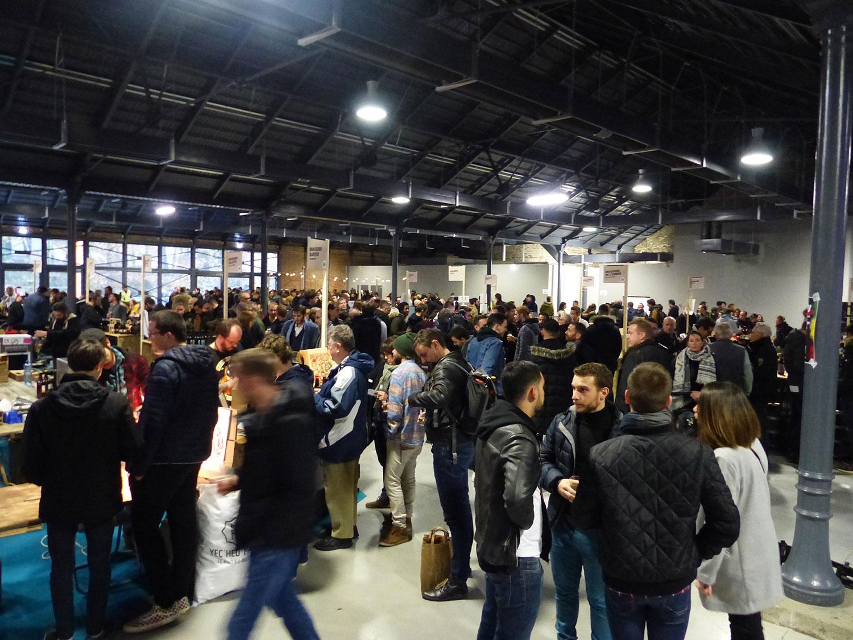Citédia Event Breizh Bier Halle De La Courrouze (1)