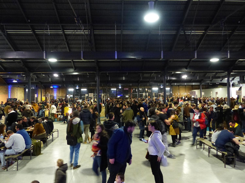 Citédia Event Breizh Bier Halle De La Courrouze (4)