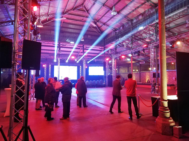Citédia Event Halle Martenot Voeux Ville De Rennes (1)