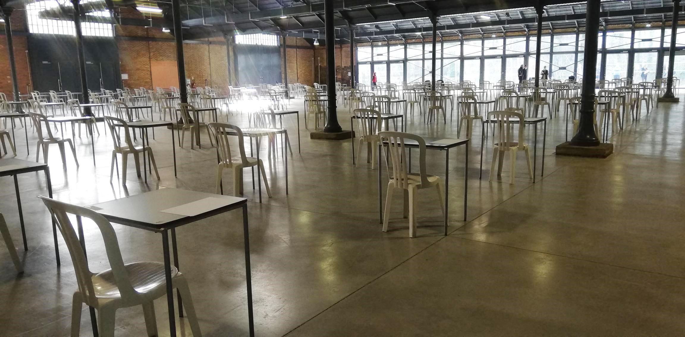 Citedia Event Halle De La Courrouze Concours