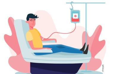Don du sang à la Maison des Associations