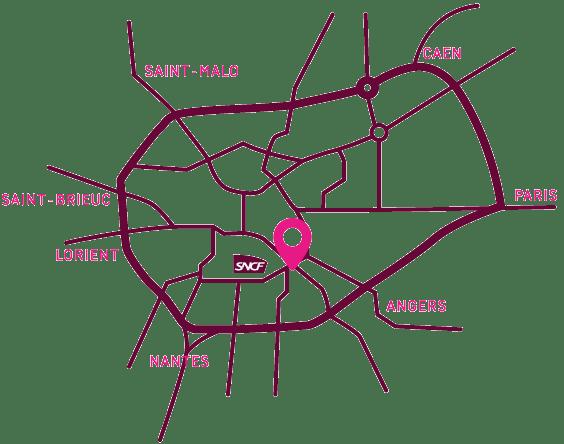 Map Labrasserie